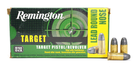 REMINGTON 38 SHORT COLT 125GR 22279 (RTG38SC) 50 RDS