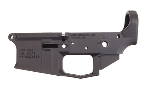 AERO M4E1 BLK LOWER RECEIVER