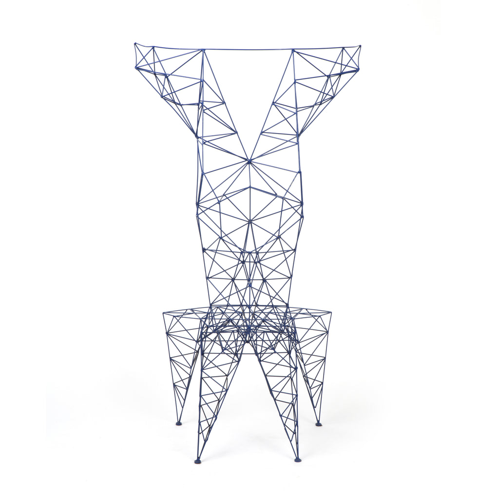 Pylon Chair, Tom Dixon, Cappellini 1992 - ONEROOM