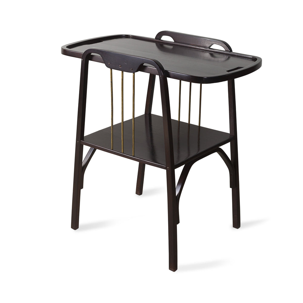 Two Shelves Side Table n.32, Thonet, Austria 1900 - ONEROOM