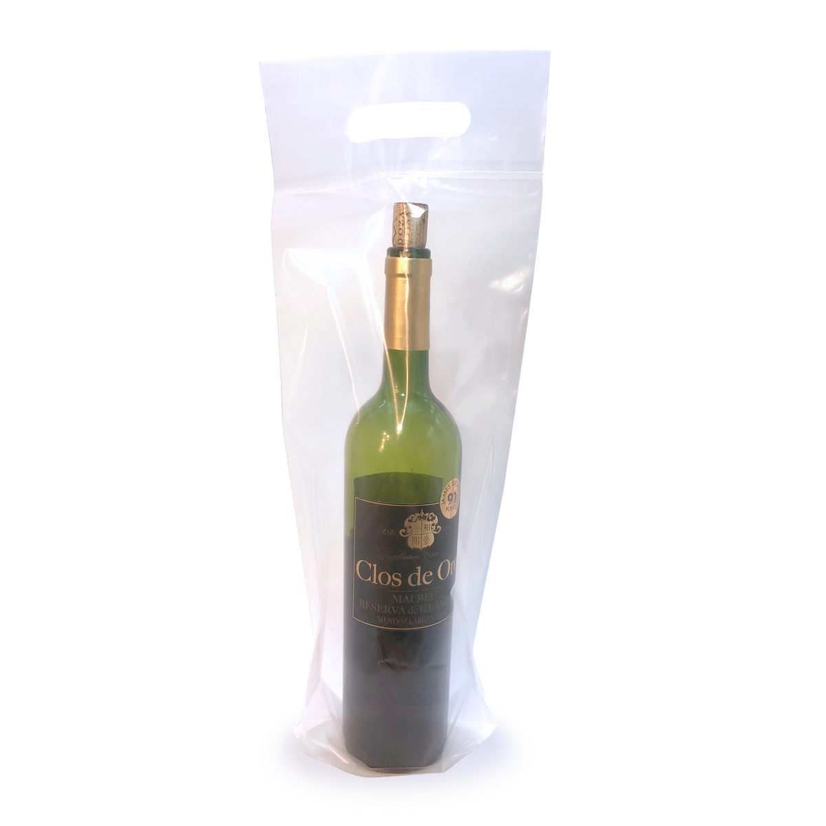 750ml Wine Doggy Bags® – BLANK