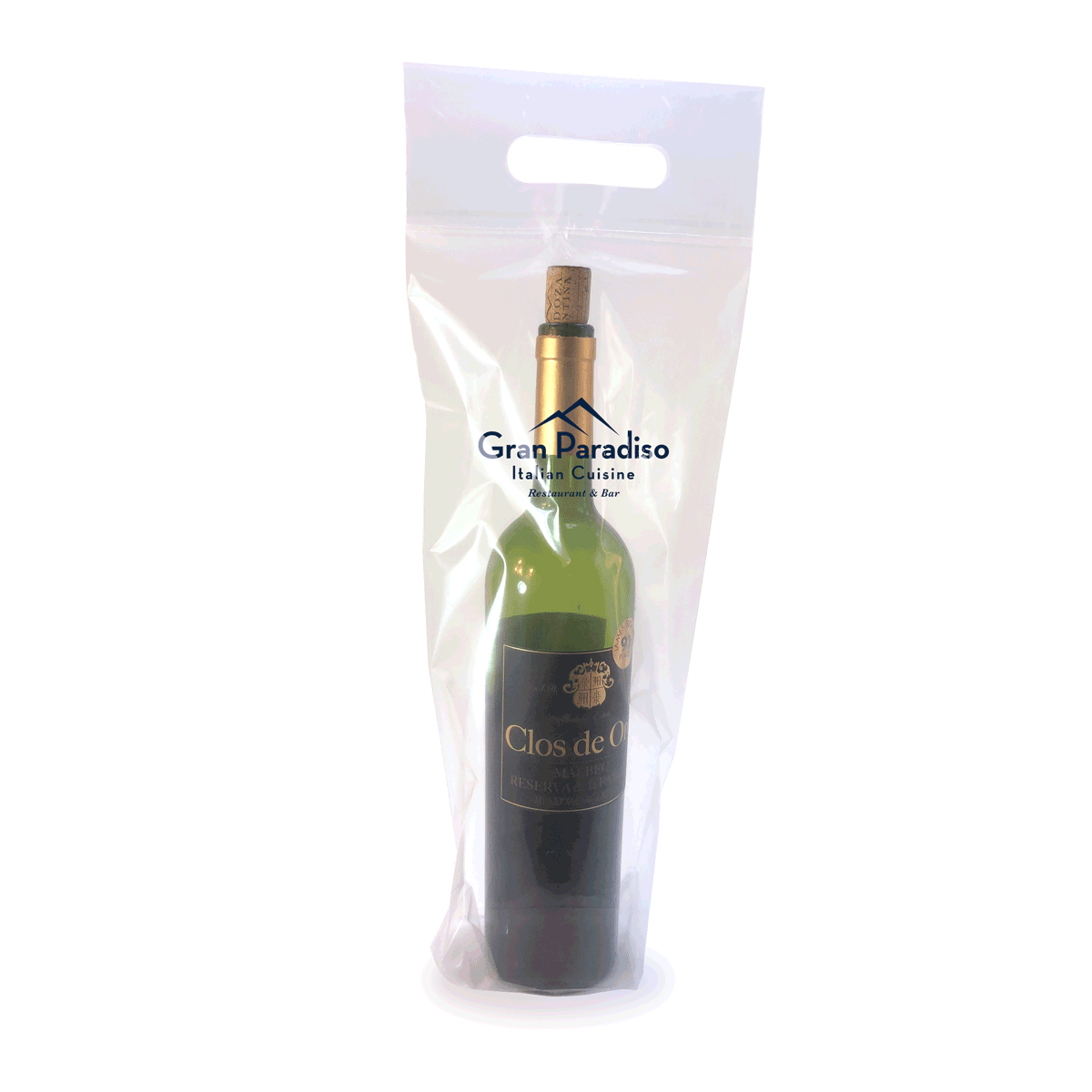 750ml Wine Doggy Bags® – CUSTOM PRINTED