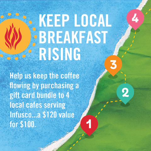 Local Breakfast Rising - Offer Sold Out
