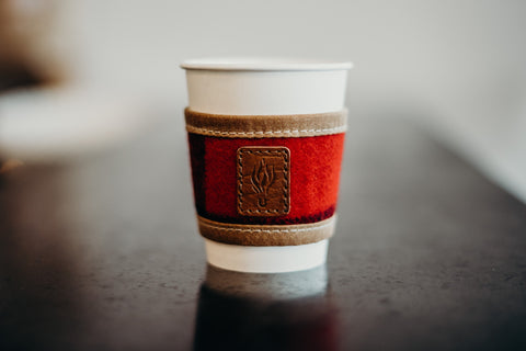 Wool Infusco Coffee Sleeve