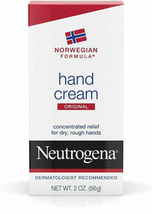3 pack neutrogena norwegian formula dry hand cream -
