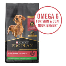 Load image into Gallery viewer, 30 lb. Bag High Protein Sensitive Skin & Stomach Small Breed Dry Dog Food -