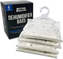 Load image into Gallery viewer, 8 Pack Boat Dehumidifier Moisture Absorber,Deodorizer -