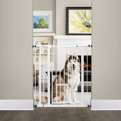 Carlson Pet Products 36-Inch Extra Tall Pet Gate -