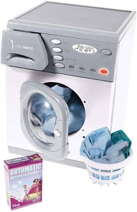 Casdon 476 Electronic Washer Roleplay Silver -