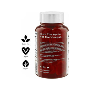 Goli  Apple Cider Vinegar 60 gummies -