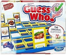 Load image into Gallery viewer, Guess Who Classic  the original guessing game 2 Players Board Games Kids UK SHIP -