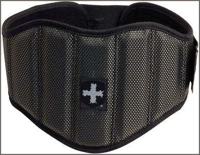 Harbinger Men's Firm Fit 7.5-Inch Contoured Weightlifting Belt -