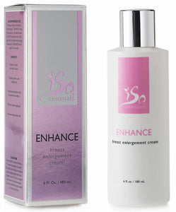 IsoSensuals Enhance Breast Enlargement Cream 1 Bottle (2 Month Supply) -