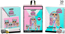 Load image into Gallery viewer, L.O.L. Surprise! O.M.G. Candylicious Family Bundle with OMG Doll 2 Tots Pet -