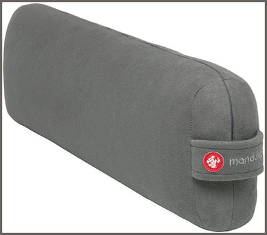Manduka Enlight Lean Rectangular Yoga Bolster -