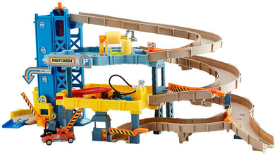 Matchbox 4-Level Garage Play Set -
