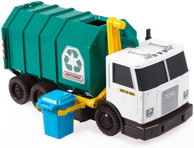 Matchbox Garbage Truck Large -