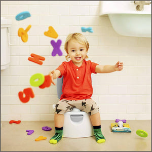 Munchkin Arm & Hammer Multi-Stage 3-in-1 Potty, Blue -