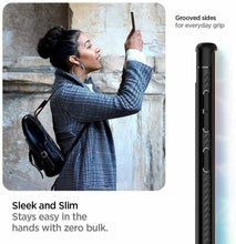 Load image into Gallery viewer, Note 10 Plus5G Samsung Galaxy SPIGEN Rugged carbon Armor Soft Cover -