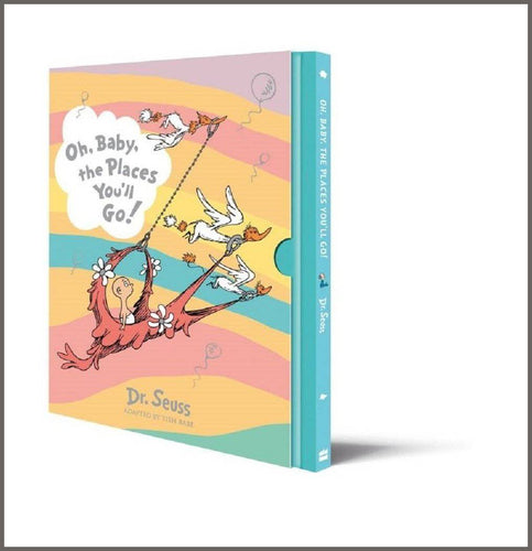 Oh, Baby, The Places You'll Go! Hardcover -