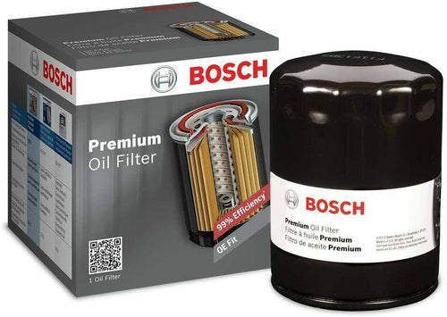 Oil Filter Bosch 3323 Premium FILTECH Acura ,TL, Chrysler, Dodge,Nissan -