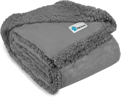 PetAmi WATERPROOF Dog Blanket for Bed, Couch, Sofa | Waterproof Dog Bed Cover -