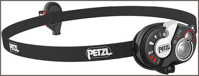 PETZL, e + LITE, 50 Lumens, Emergency Headlamp with Carry Case -