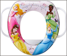 Load image into Gallery viewer, Princesses Soft Potty Seat -