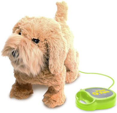 Puppy Dog Walking  Barking Toy Pet Remote -