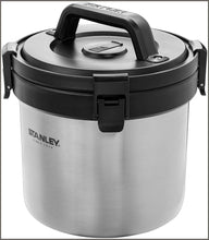 Load image into Gallery viewer, Stanley Adventure Stay Hot 3qt Camp Crock - Vacuum Insulated Stainless Steel Pot -