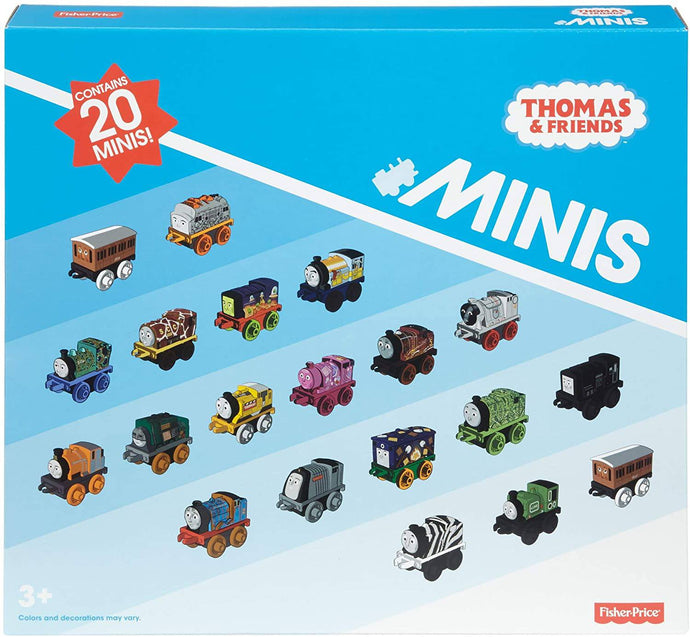 Thomas & Friends FGY79 MINIS 20 Pack -
