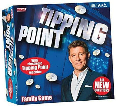 Tipping Point TV Show Game from Ideal -