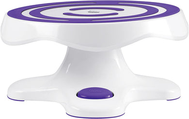 Wilton Trim 'n Turn Ultra Cake Turntable Rotating Cake Stand, 307-301 Tilt -