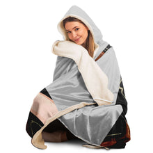 Load image into Gallery viewer, ARSC Original Hooded Premium Plush Micro-mink Blanket