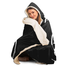 Load image into Gallery viewer, ARSC Hooded Premium Plush Micro-mink Blanket