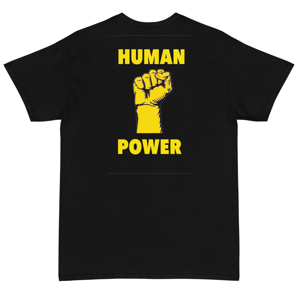 Anti Racist Social Club Wear Human Power Classic T-Shirt