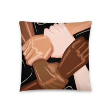 Load image into Gallery viewer, Anti Racist Social Club Wear Pillow