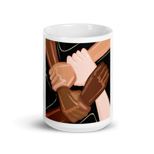 Anti Racist Social Club Coffee Mug