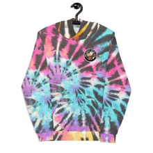 Load image into Gallery viewer, Anti Racist Social Club 80's Flashback Tie Dye Unisex Hoodie