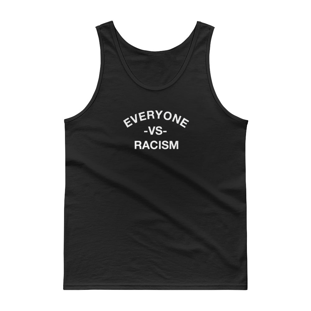 Versus Racism Wear Classic Fit Tank Top