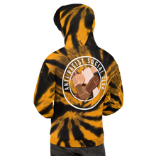 Load image into Gallery viewer, ARSC Tiger Tie Dye Unisex Hoodie