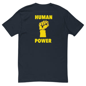 Anti Racist Social Club Wear Premium T-Shirt Human Power