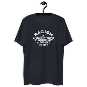 No Racism Short Sleeve Premium T-shirt