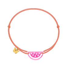 Load image into Gallery viewer, Mirror Candy Watermelon Bracelet - BRACELET - [variant.title]- Borboleta