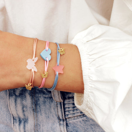 Classic Candy Star Armband