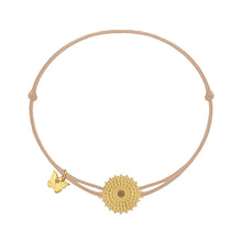 Load image into Gallery viewer, Memoire Solar Bracelet - Yellow Gold Plated