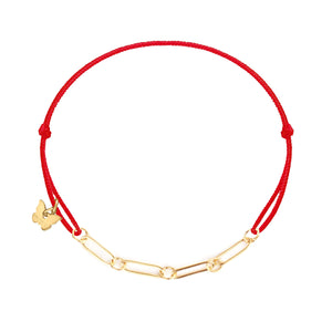 Memoire Collectable Bracelet - Yellow Gold Plated