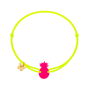 Tropic Candy Baby Pineapple Bracelet