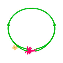 Load image into Gallery viewer, Tropic Candy Palm Tree Bracelet