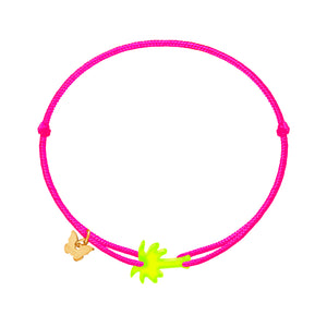 Tropic Candy Palm Tree Bracelet
